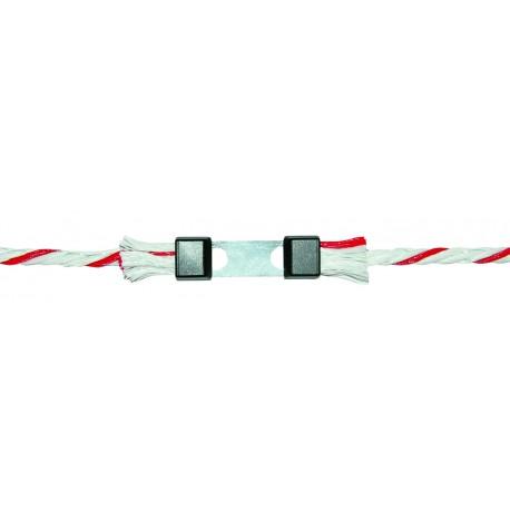 Connecteur pour cordelette litzclip (x10)