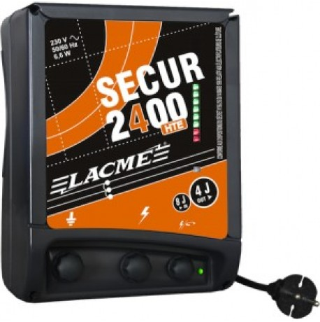 Electrificateur Lacmé secur 2400 - hte