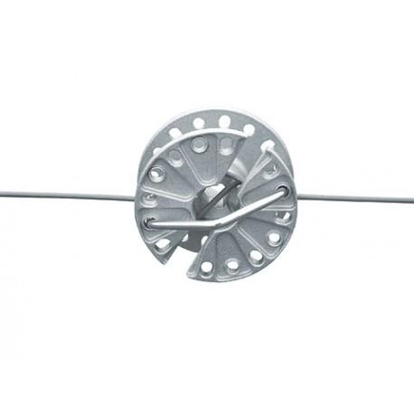 3 tendeurs rotatifs pour fil de fer