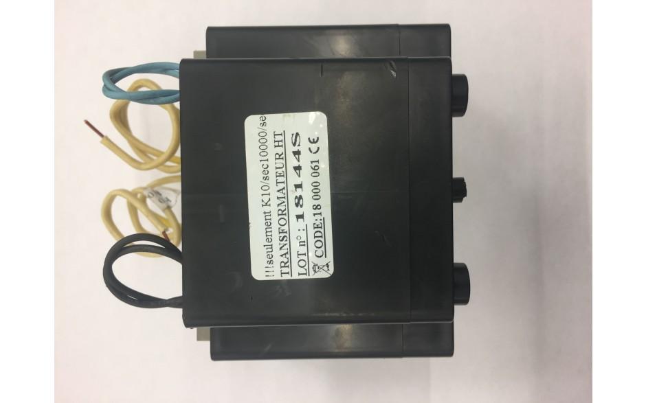 Transformateur chapron 10