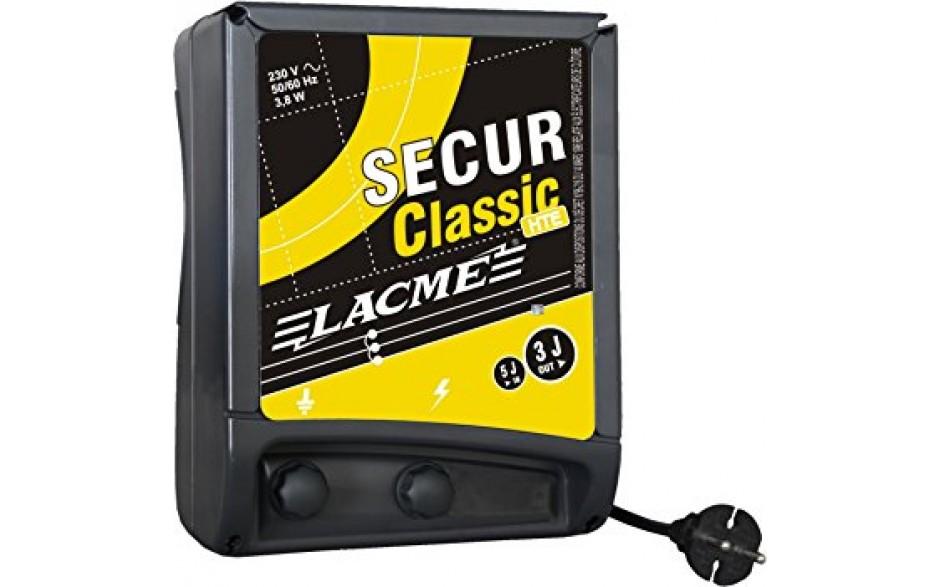 Electrificateur Lacmé SECUR-CLASSIC-HTE