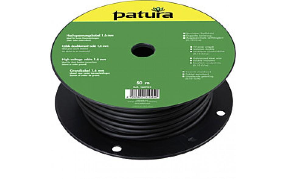 Câble isolé 1,6mm