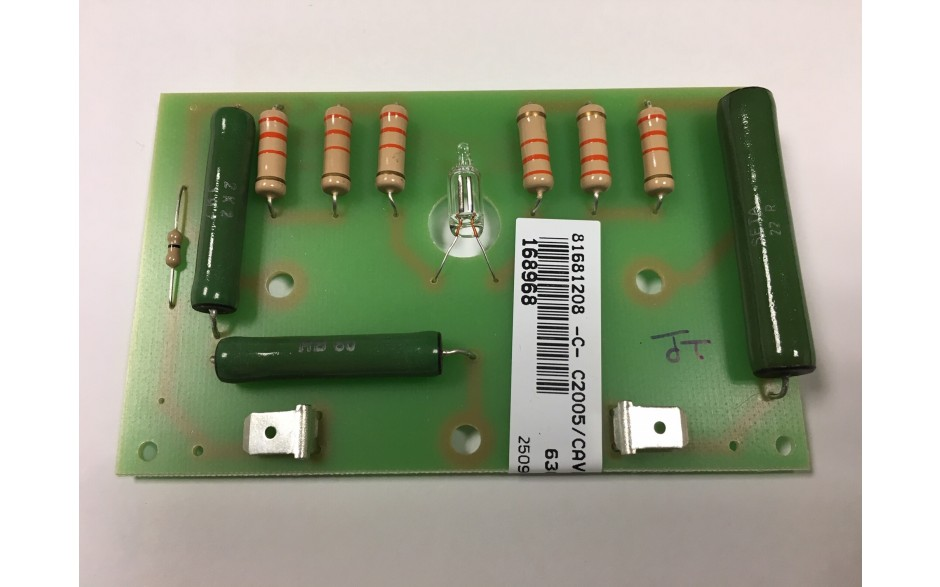 Carte electronique sortie 681208
