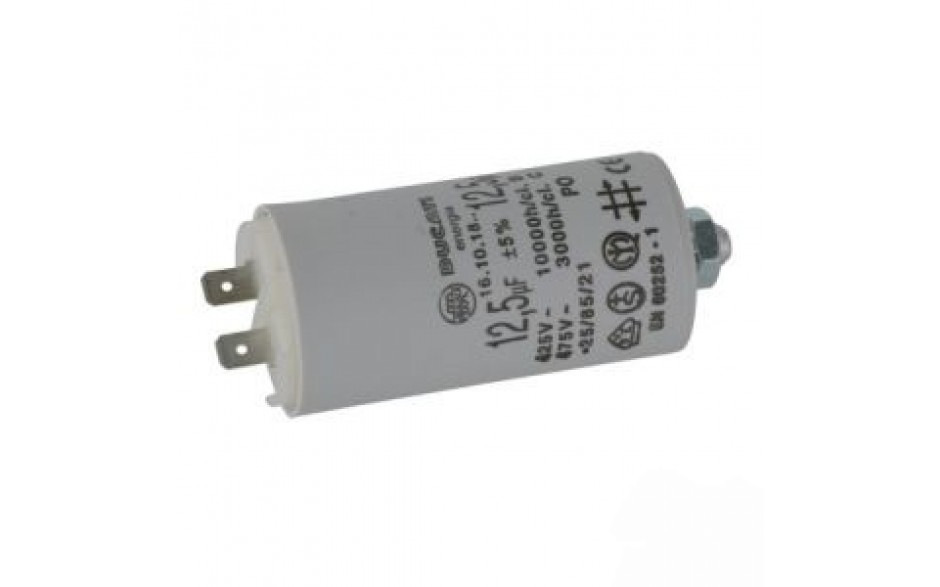 Condensateur 12.5µf