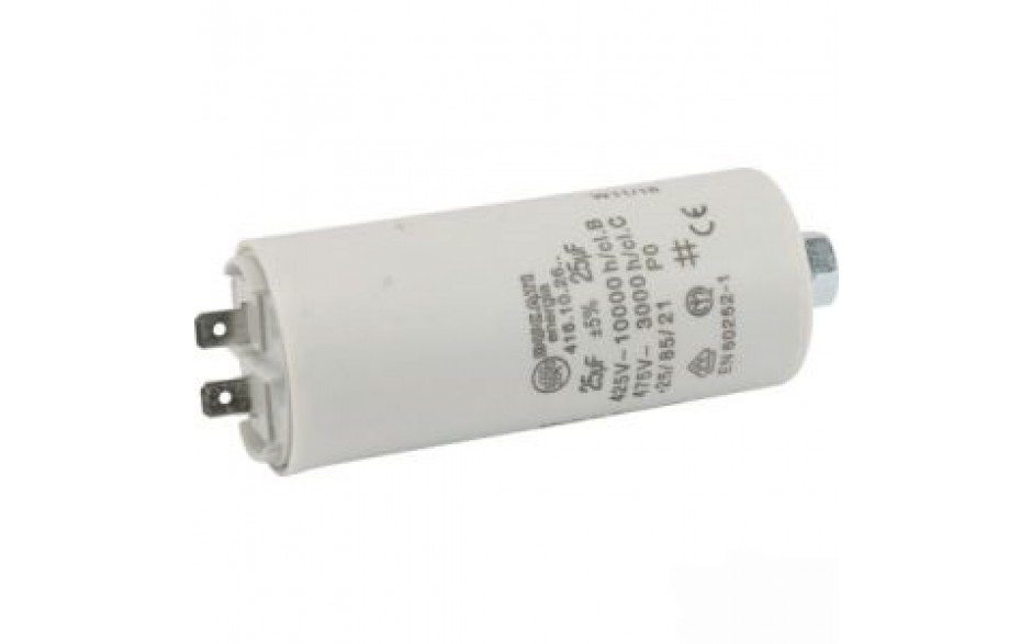 Condensateur 25µf