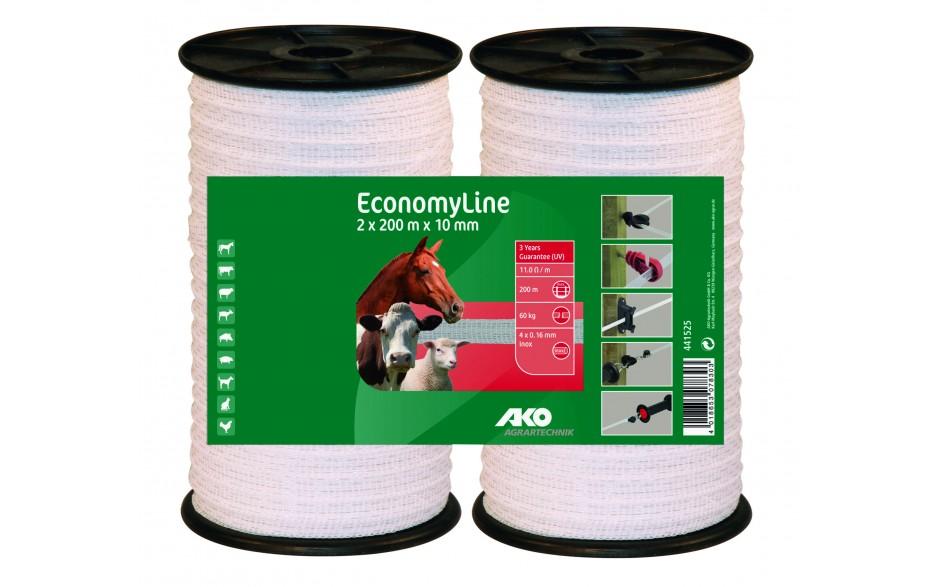 Economy line 10mm 2x200m