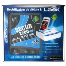 Electrificateur Lacmé SECUR 2600-RF-HTE