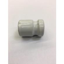 25 isolateurs porcelaine